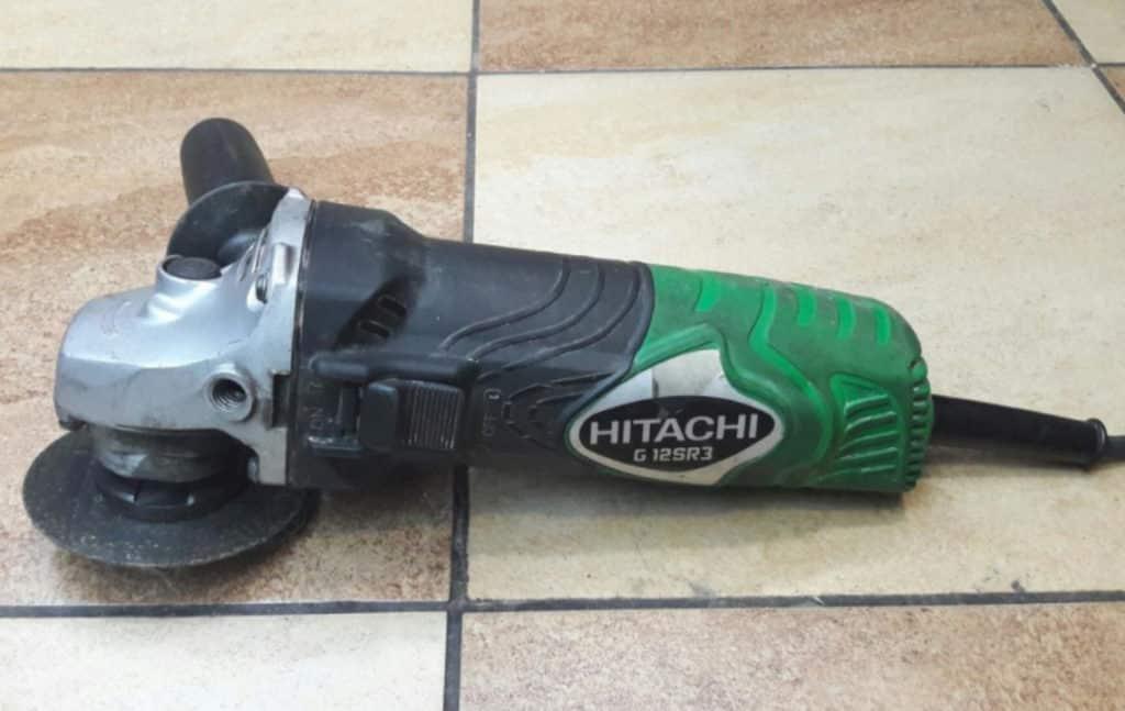 Ремонт болгарки (УШМ) Hitachi