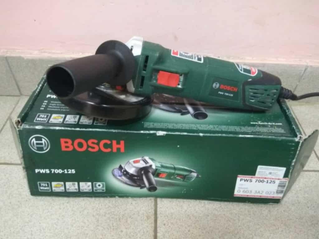 Ремонт болгарки (УШМ) Bosch