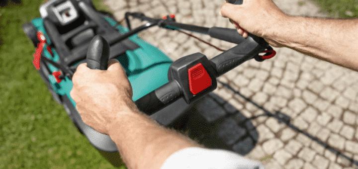ремонт газонокосилки bosch