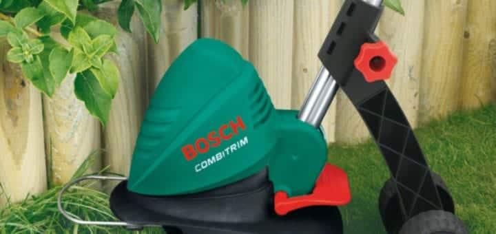 Ремонт триммера Bosch (Бош)