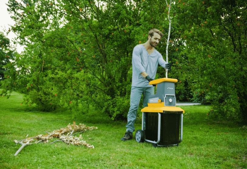 Ремонт садового измельчителя