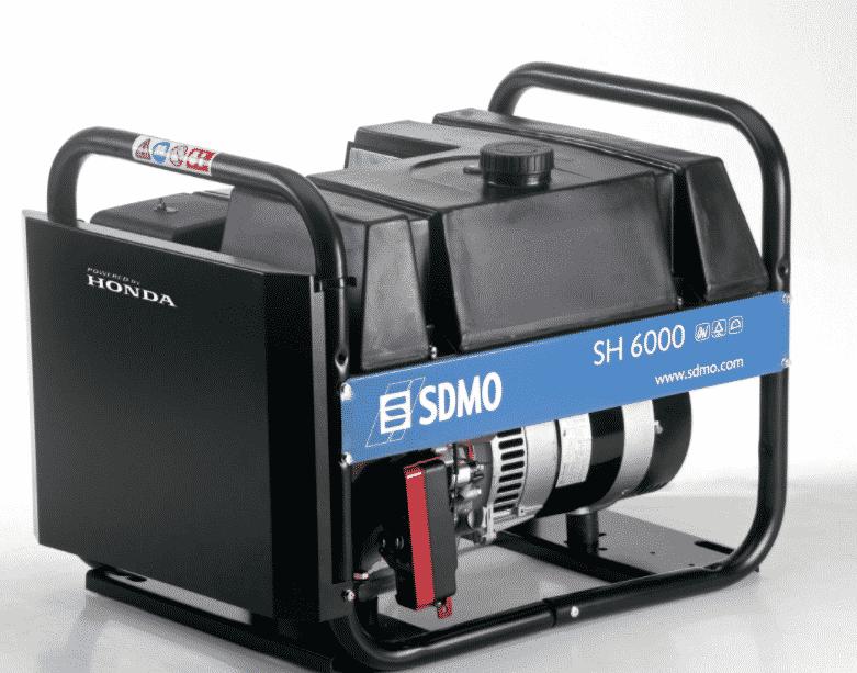 Ремонт бензогенератора SDMO