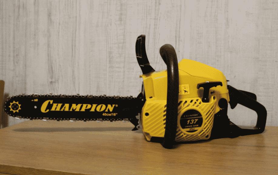 Ремонт бензопилы Champion