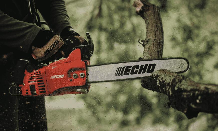 Ремонт бензопилы Echo (Эхо)