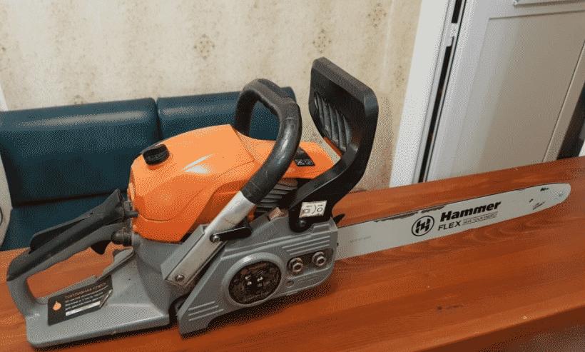 Ремонт бензопилы Hammer (Хаммер)