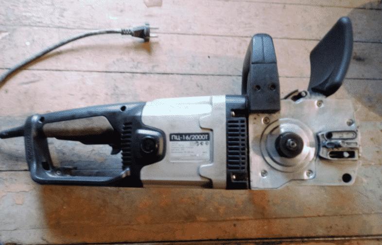 Ремонт электропилы Интерскол
