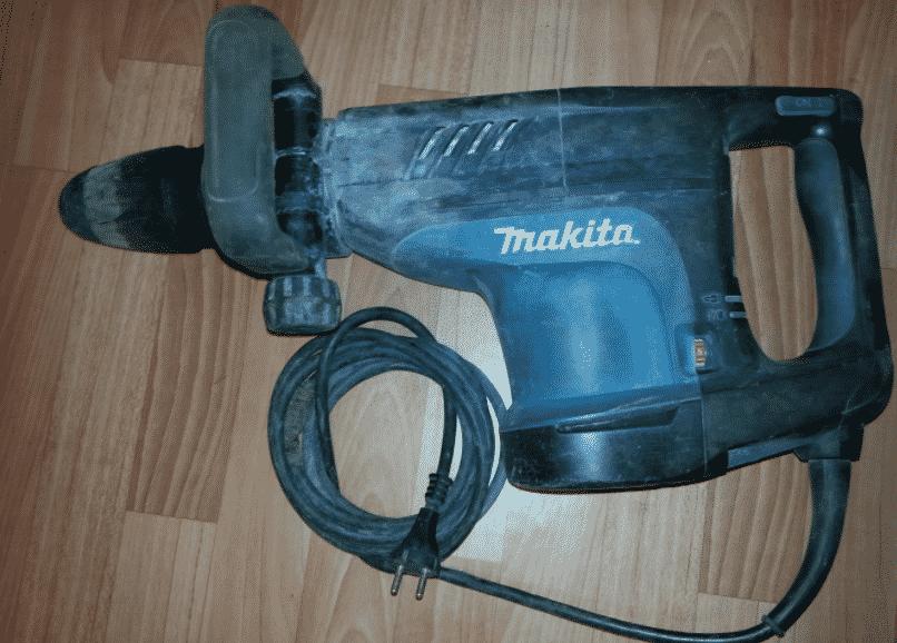Ремонт отбойных молотков Makita