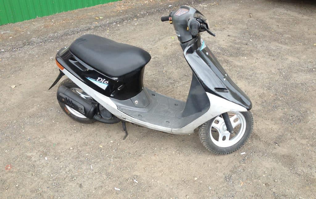 Ремонт скутеров Honda (Хонда)