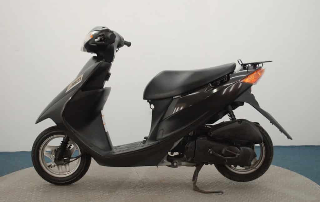 Ремонт скутеров Suzuki (Сузуки)