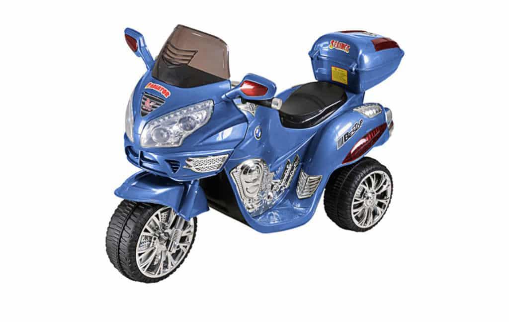 Ремонт детского мотоцикла
