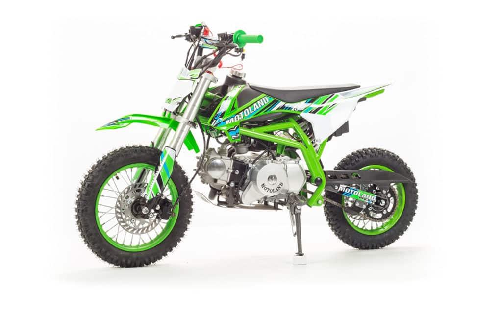 Ремонт кроссового мотоцикла