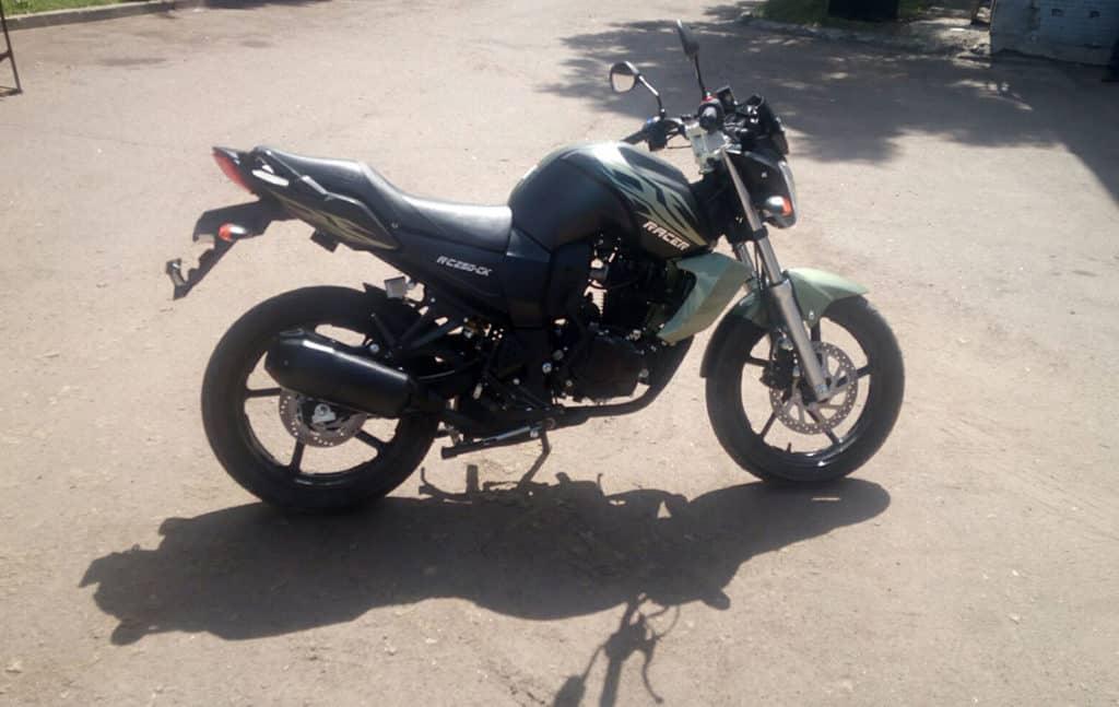 Ремонт мотоцикла Racer (Рейсер)