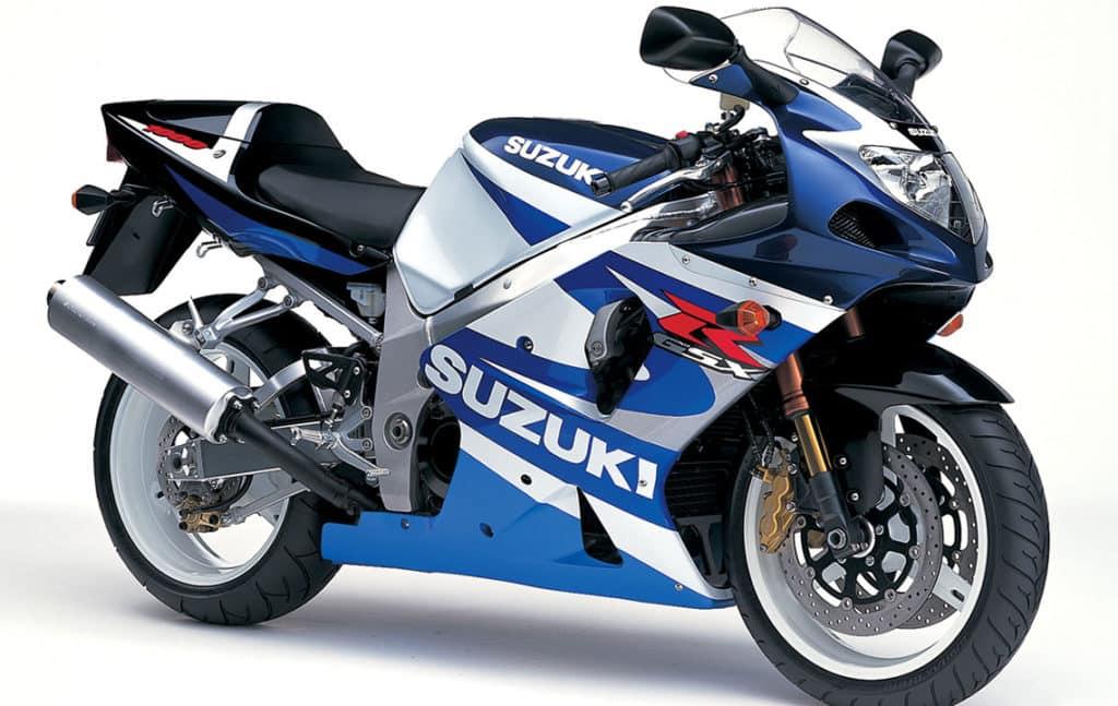 Ремонт мотоцикла Suzuki (Сузуки)