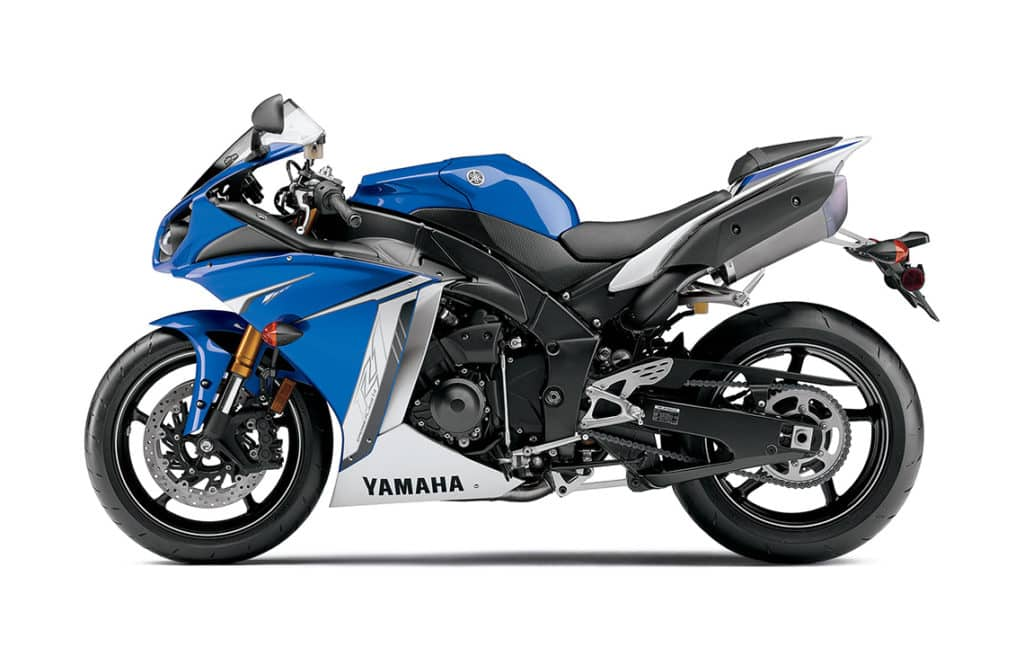 Ремонт мотоцикла Yamaha (Ямаха)
