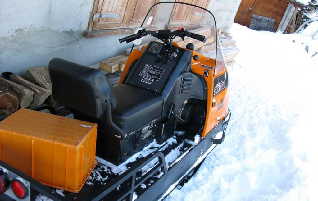 Ремонт снегоходов Буран