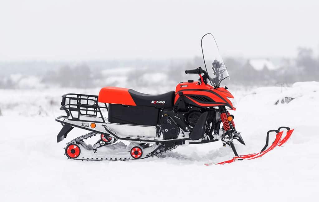 Ремонт снегоходов Dingo (Динго)