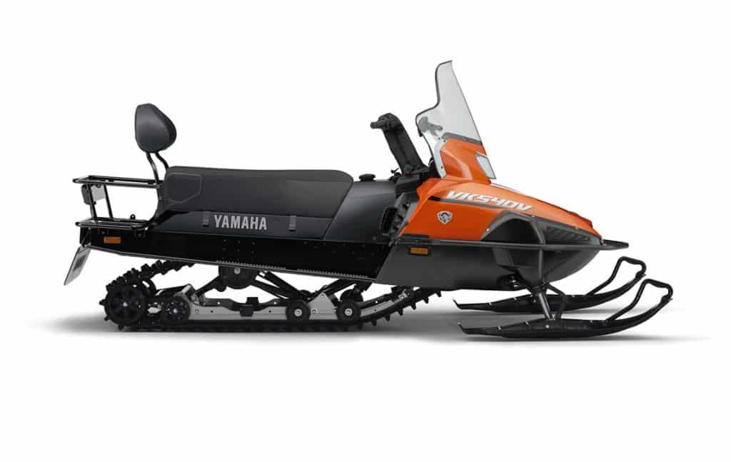 Ремонт снегоходов Yamaha (Ямаха)