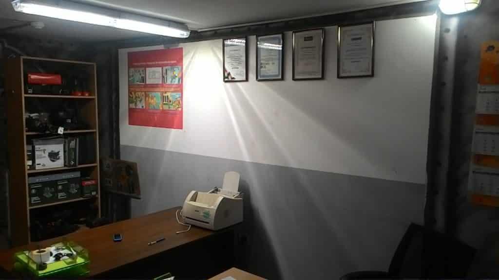 Фото мастерской на Лиговском проспекте