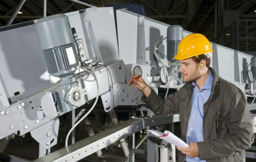 Ремонт промышленных станков