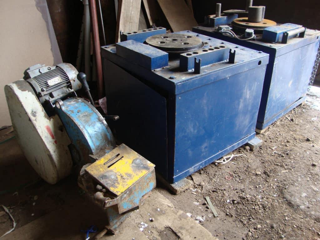 Ремонт станков для арматуры