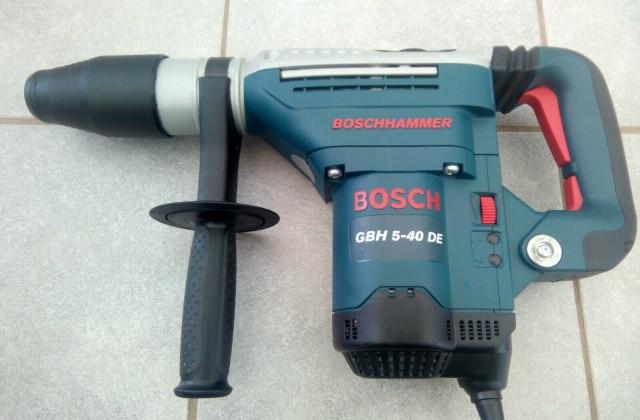 Перфоратор Bosch GBH 5-40 D